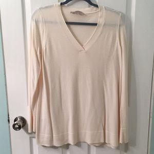 Loft maternity sweater